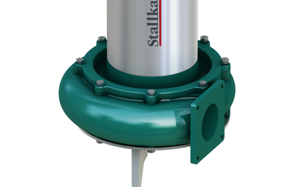 Stallkamp Submersible Motor Pump
