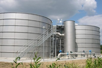 Wastewater Tanks for Industry