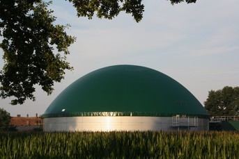 Double Membrane Roof for Gas-Tight Repository