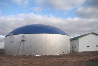 Digester in the USA