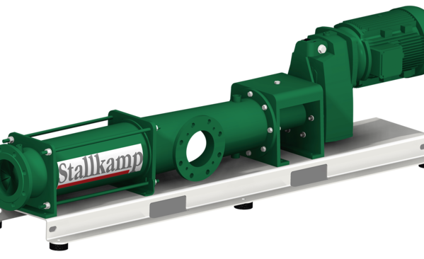 Stallkamp Eccentric Screw Pump