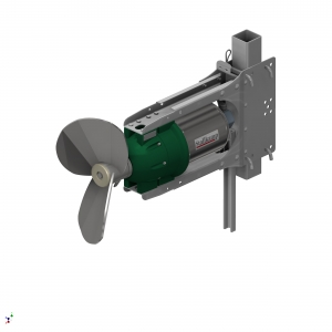 Stallkamp submersible motor agitator TMR 3